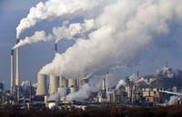 Researching Greenhouse Gas Emissions+image