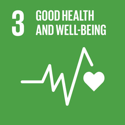 SDG3: Good Health and Well-being+image