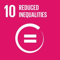 SDG10: Reduced Inequalities+image