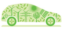 Automobile Industries Drive to Green+image