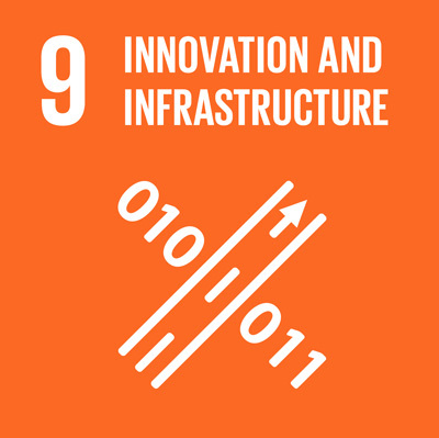 SDG9: Industry, Innovation and Infrastructure (universities)+Image