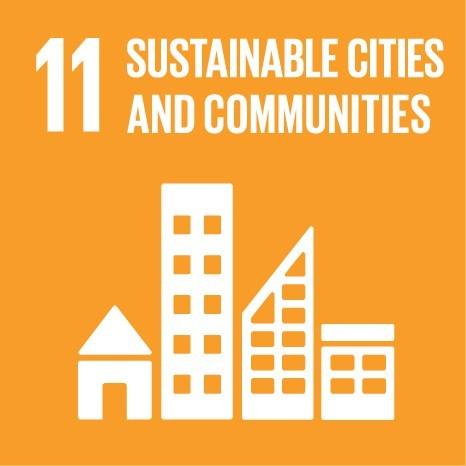 SDG11: Sustainable Cities and Communities (universities)+Image