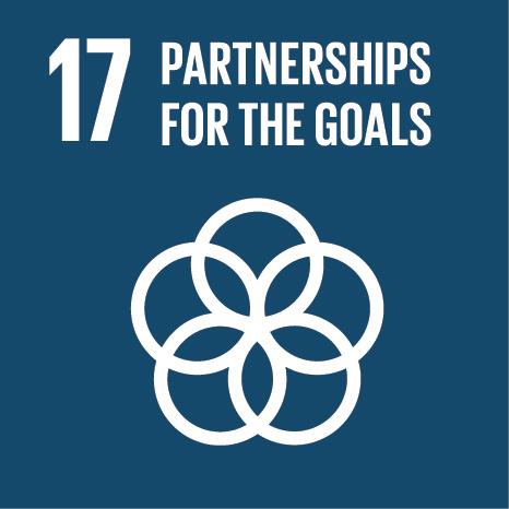 SDG17: Partnerships for the Goals (universities)+Image