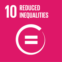 SDG10 - Reduced Inequalities - Focus on pay+Image