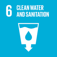 SDG 6 Clean Water in CAC 40 - Water recycled+Image