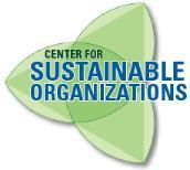 Center for Sustainable Organizations+image