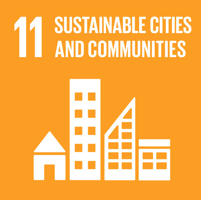 SDG11: Sustainable Cities and Communities+image