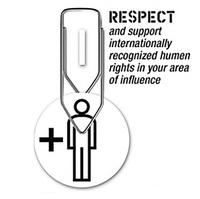 Principle 1: Human Rights+image