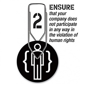Principle 2: Human Rights+image