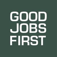 Corporate Research Project of Good Jobs First+image