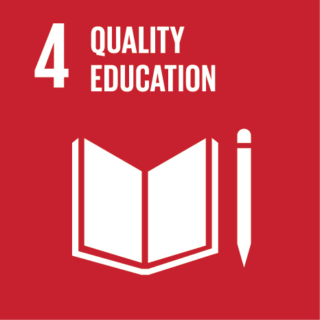 SDG4: Quality Education (universities)+Image