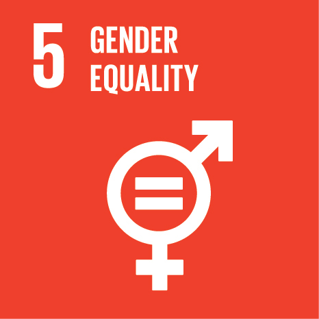 SDG5: Gender Equality (universities)+Image