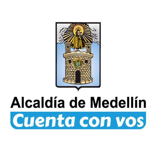 Alcaldia de Medellin+Image