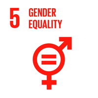Embedding the SDGs into curriculum - SDG5: Gender Equality+Image