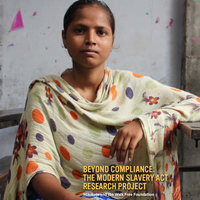 Beyond Compliance: The Modern Slavery Act Research Project+image